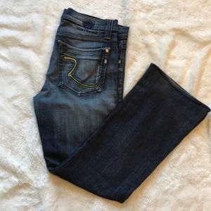 Button fly Rock & Republic jeans size 34